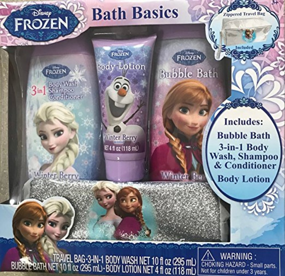 b4a48620de2 Disney Frozen or Ninja Turtles Complete Bathing Beauty Christmas Gift Set  For Boys Or Girls (