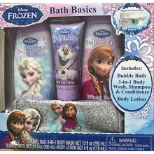Disney Frozen or Ninja Turtles Complete Bathing Beauty Christmas Gift Set For Boys Or Girls (3+ years)
