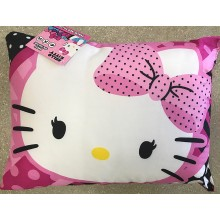 Hello Kitty Decorative Bed Pillow For Girls