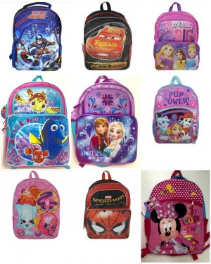 Disney Backpack For Kids