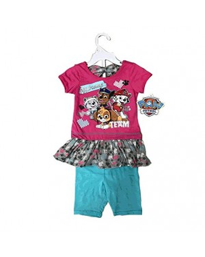 NICKELODEON PAW PATROL 2 PIECES GIRL SET 2T-4T