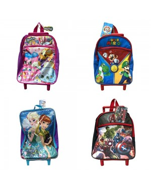DISNEY ROLLING BACKPACK