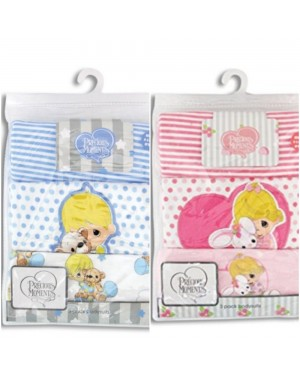 PRECIOUS MOMENTS 3 PACK CREEPERS