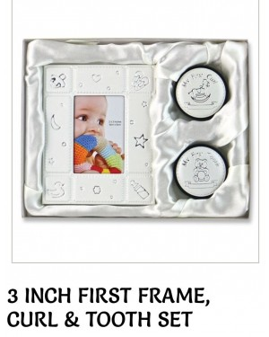 3 INCH FIRST FRAME,CURL & TOOTH SET