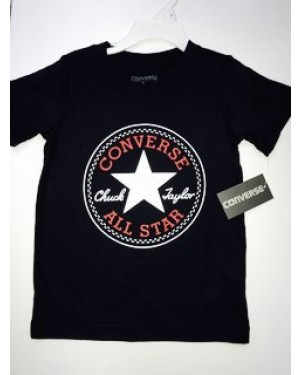 CONVERSE BOYS TSHIRTS 4-7 YEARS