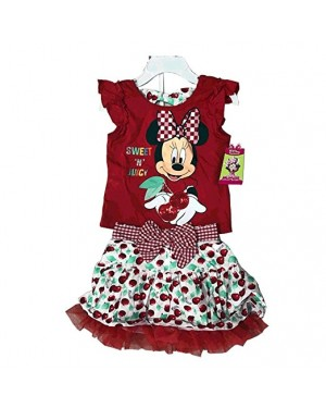 DISNEY MINNIE MOUSE 2 PIECES SET 2T-4T