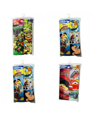 DISNEY 3 PACK BRIEFS