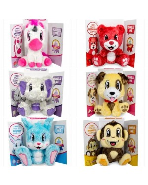 SCENTED STUFFED PLUSH ANIMALS