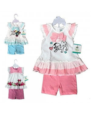 DISNEY GIRL 2 PIECES SET 12-24 MONTHS