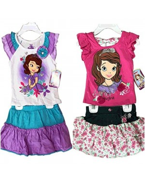DISNEY PRINCESS SOFIA 2 PIECES SET 2T-4T