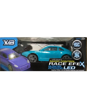 Radio Control Race Efex Glowtek Interior Led For Boys Full Function